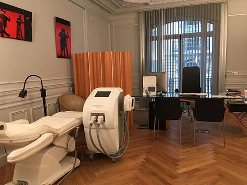Cervix and vulva laser treatment