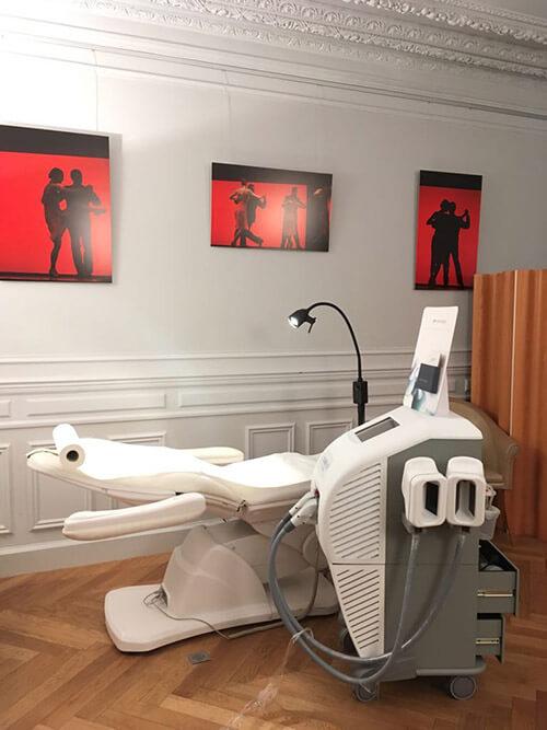 Paris urodynamic assessment: Gynecology Paris